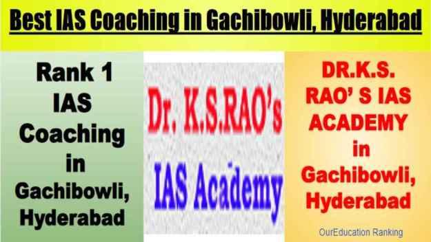 Top IAS Coaching in Gachibowli, Hyderabad