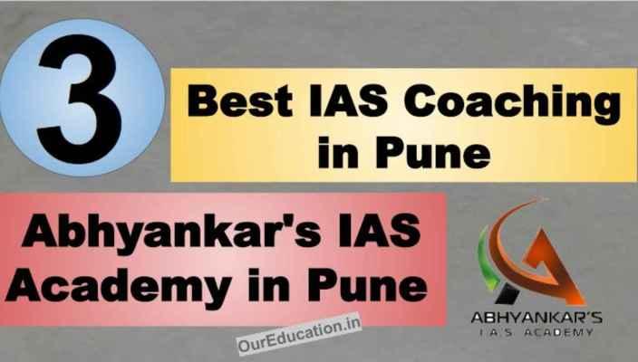 Rank 3 IAS Coaching in pune