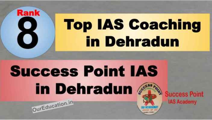 Rank 8 Best IAS Coaching in Dehradun