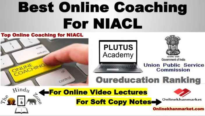 Top Online Coaching for NIACL
