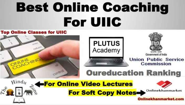 Best Online Coaching for UIIC