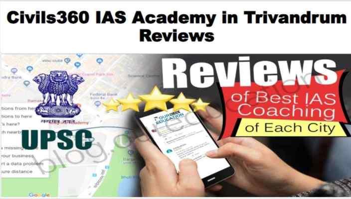 Civils360 IAS Academy Trivandrum Review