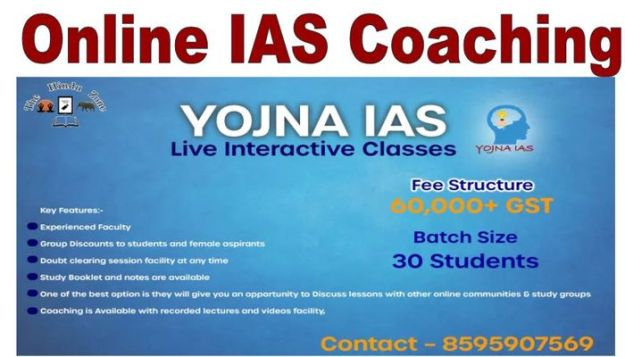 Best 3 online ias Coaching