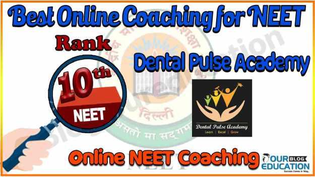 Top Online NEET Coaching