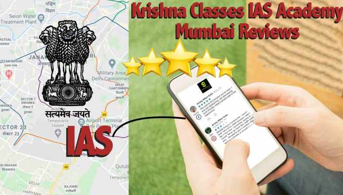 Krishna Classes IAS Academy Mumbai Review