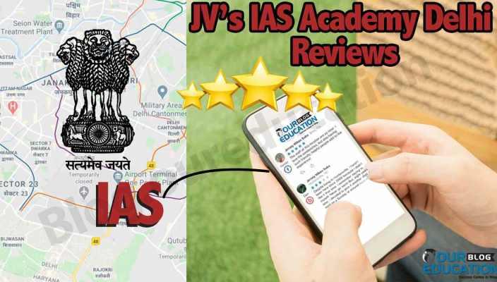 JV's IAS Academy Delhi Reviews