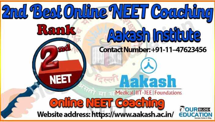 2 best Online NEET Coaching