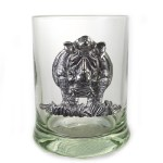 Recycled Whiskey Glass