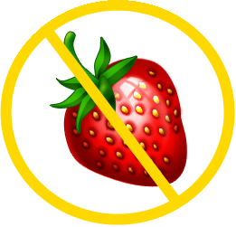 Please…don't serve me strawberries in January