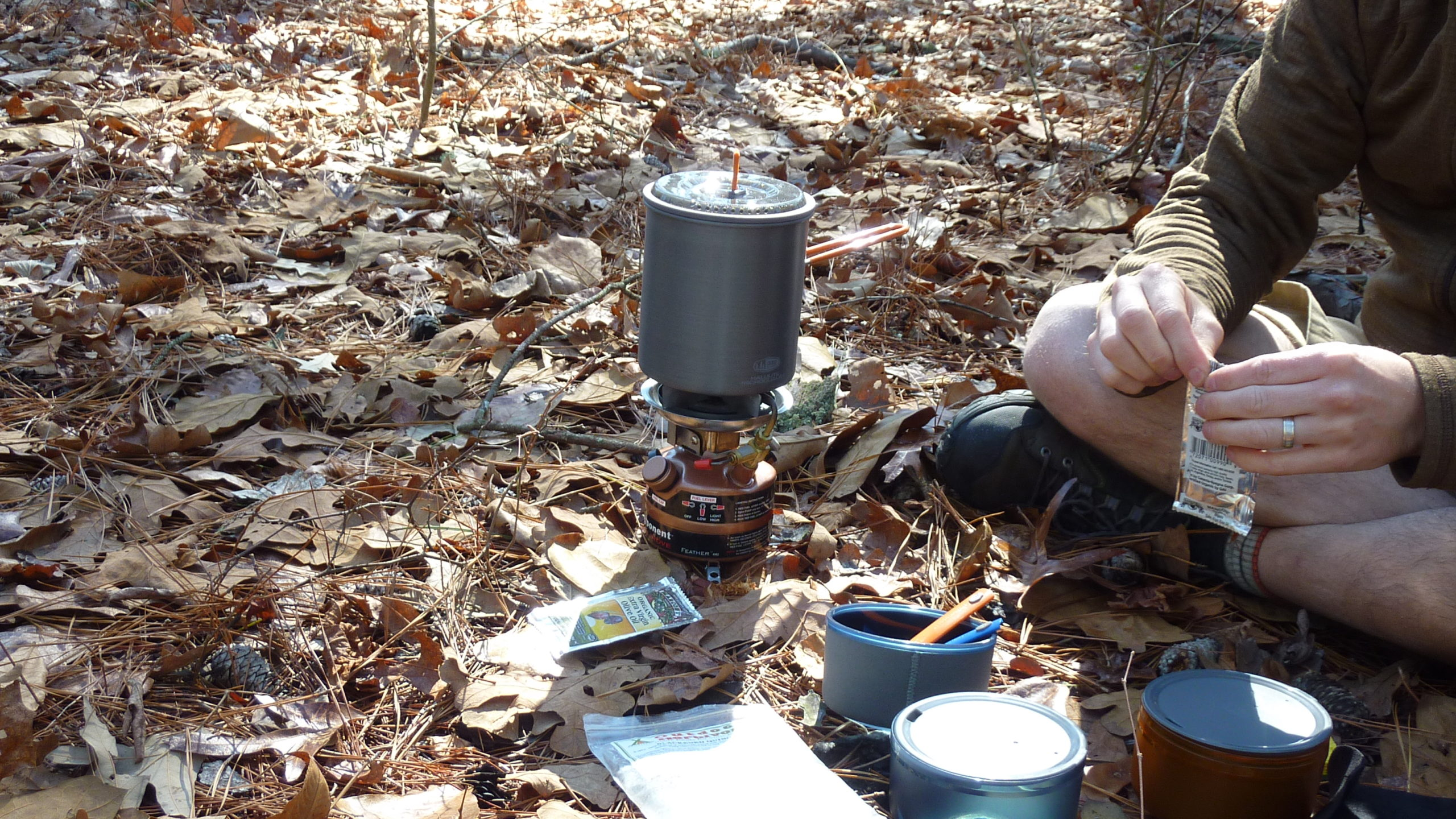 How to Cook with a Backpacking Stove | Outdoor Herbivore Blog