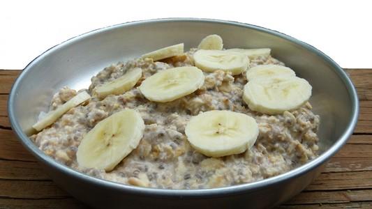 chia oat crunch