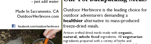 Outdoor Herbivore Gift Options