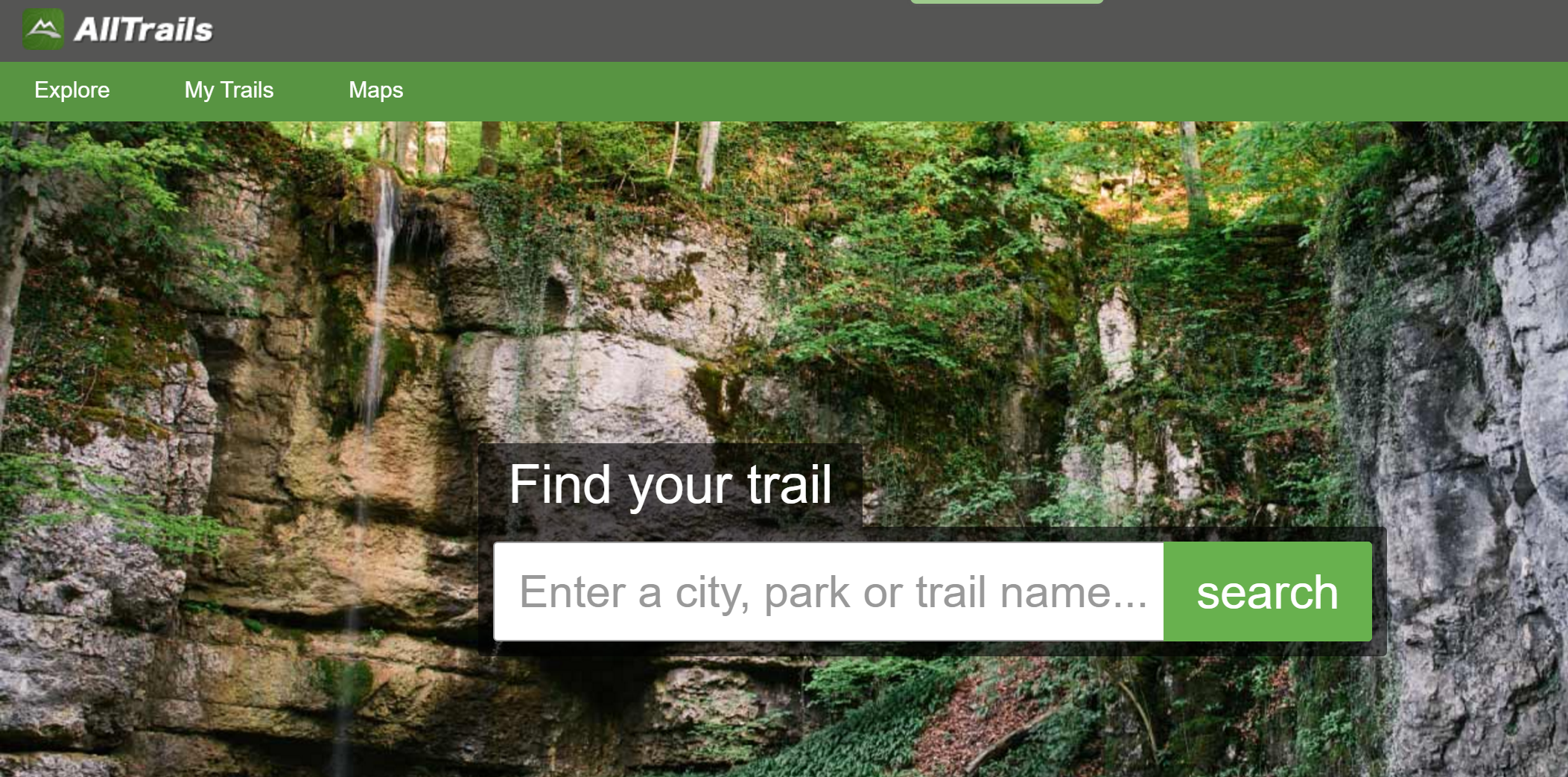Best sites for finding a nearby trail | Outdoor Herbivore Blog