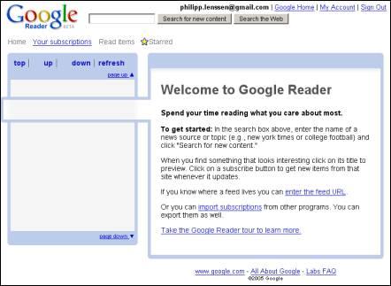 google read