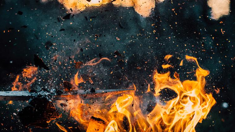 Como actuar contra el fuego