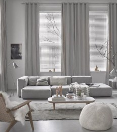 decoracion color gris