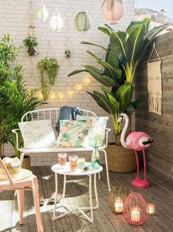 decoración urban garden