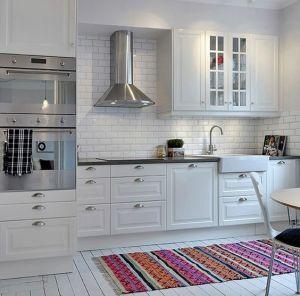 alfombras cocinas