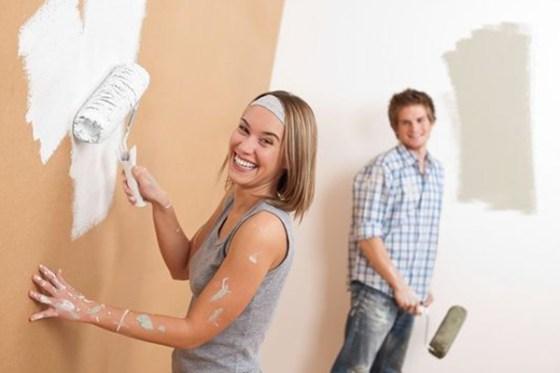 Planifica pintar tu casa