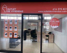 Oficina Outlet de Viviendas en Toledo
