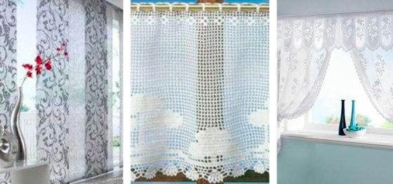 Ideales cortinas de encaje para combatir las altas temperaturas