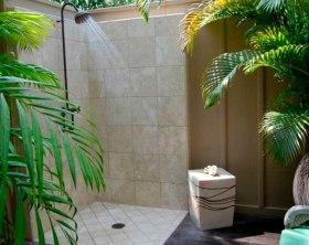 Las mejores duchas de jardín para tu casa