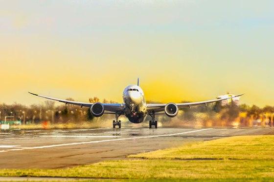Vacaciones seguras en avión