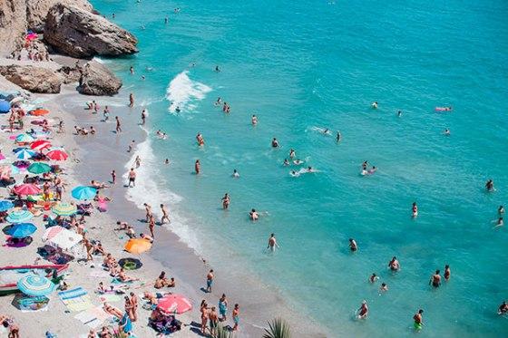 Vacaciones seguras en la playa