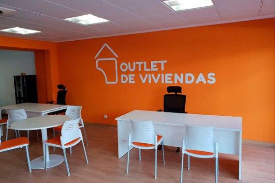 Oficina Outlet de Viviendas en Majadahonda