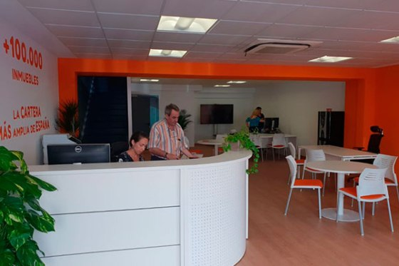 Nueva oficina Outlet de Viviendas