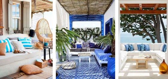 Siente el mediterráneo en tu terraza