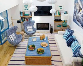 Estilo mediterráneo para decorar tu hogar