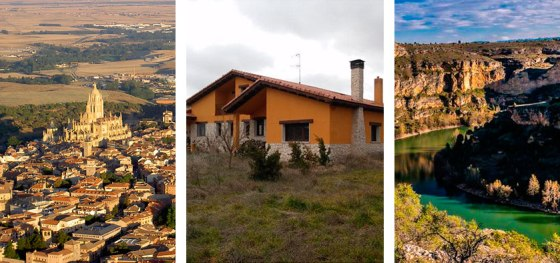 Lugares Mágicos Segovia