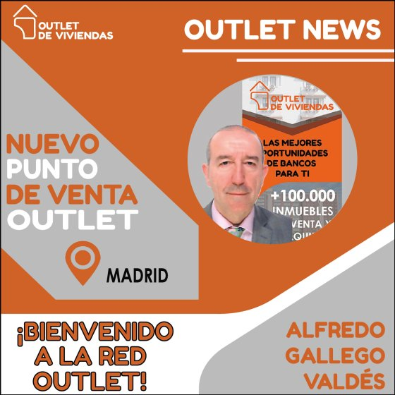 Madrid se suma a la Red Outlet