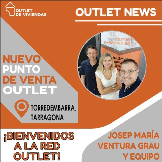 Tarragona ya forma parte de Outlet de Viviendas