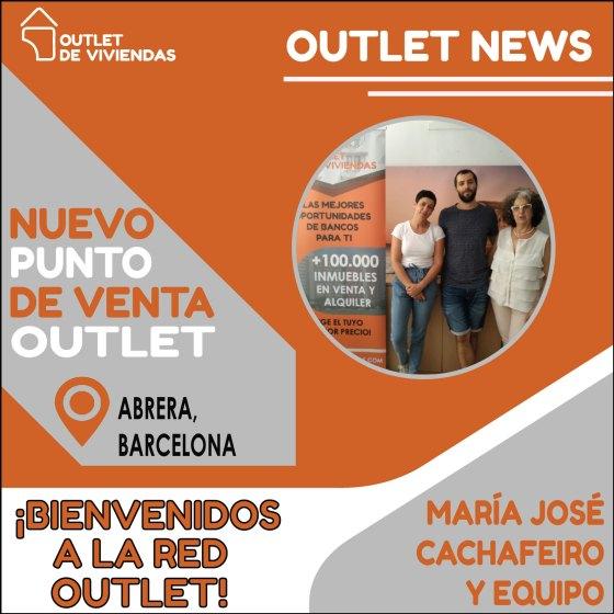 La red Outlet reafirma su presencia en Barcelona