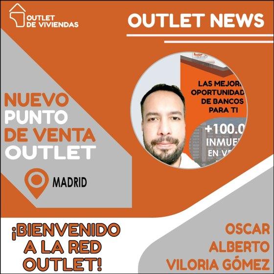 Madrid con más presencia Outlet de Viviendas