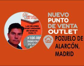Nueva oficina Outlet de Viviendas en Pozuelo de Alarcón