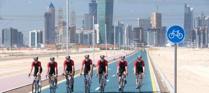 Dubai Tour: pedalando insieme a Dubai