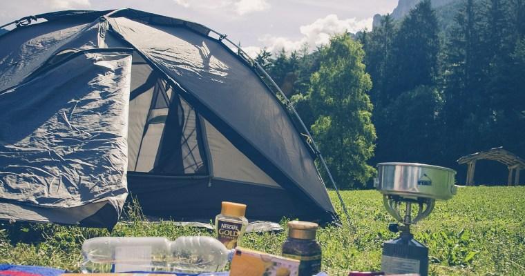 【露露營】第一次露營就很會  新手如何打點露營裝備(下)