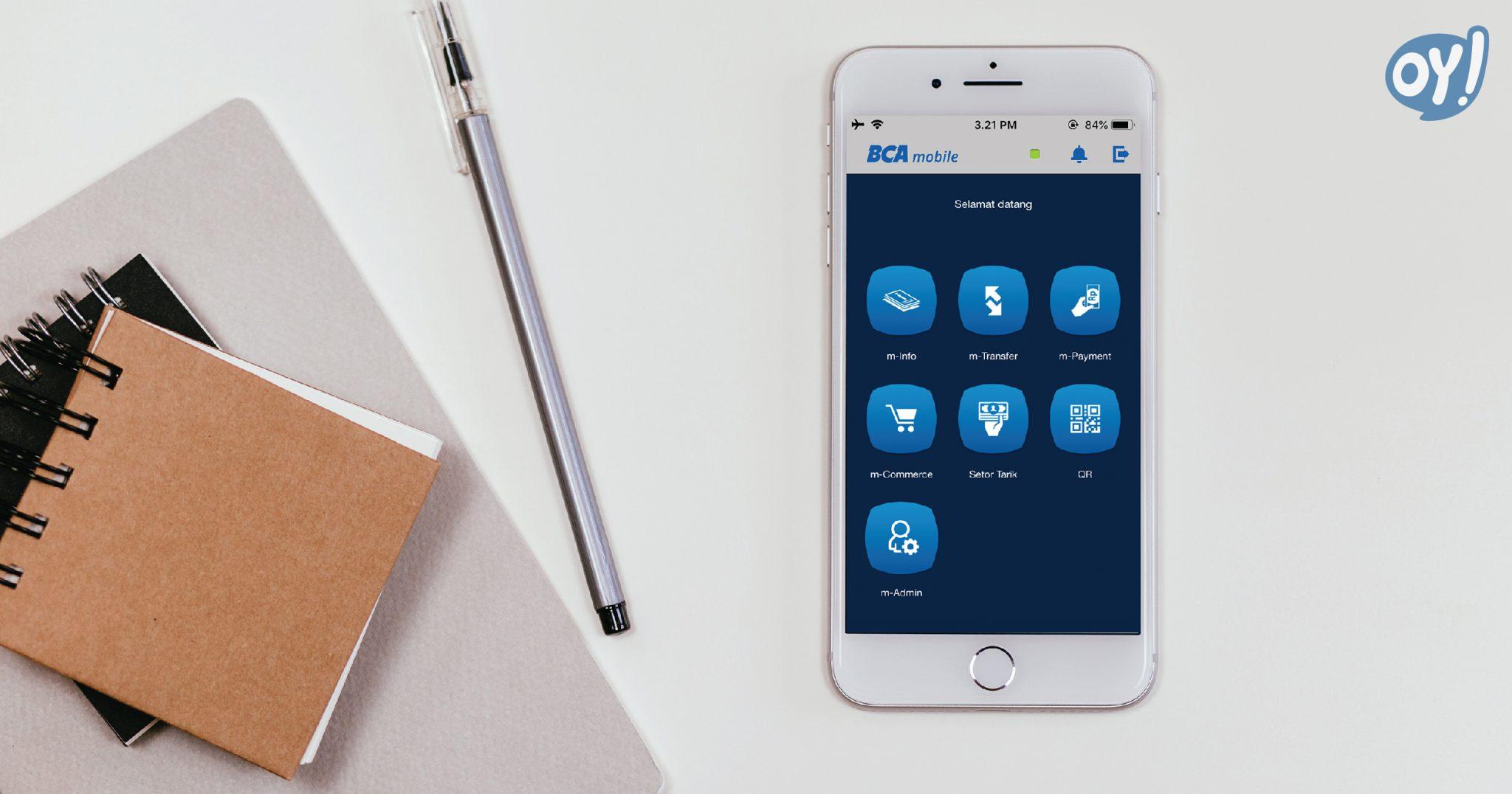 Cara Transfer Uang Pakai Mobile Banking BCA