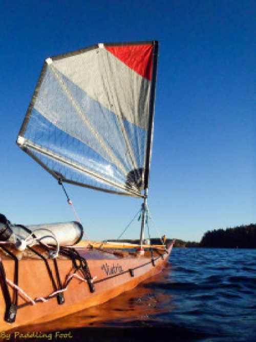 Clear skies and Fairwinds, Lake Saimaa, Finland