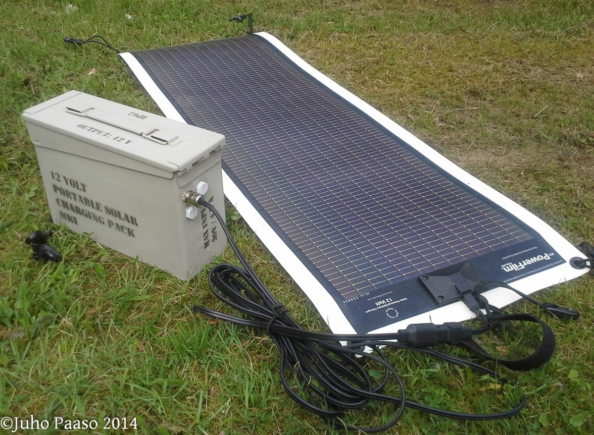 Solar power system upgrade