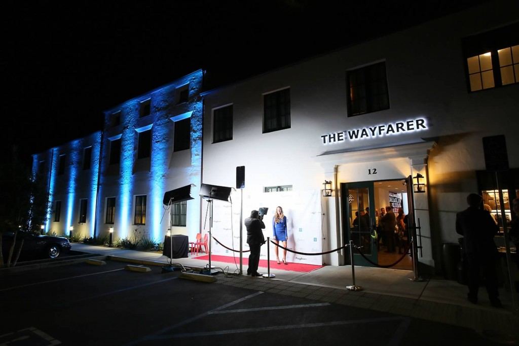 Party Time The Wayfarer Grand Opening Event Pacifica