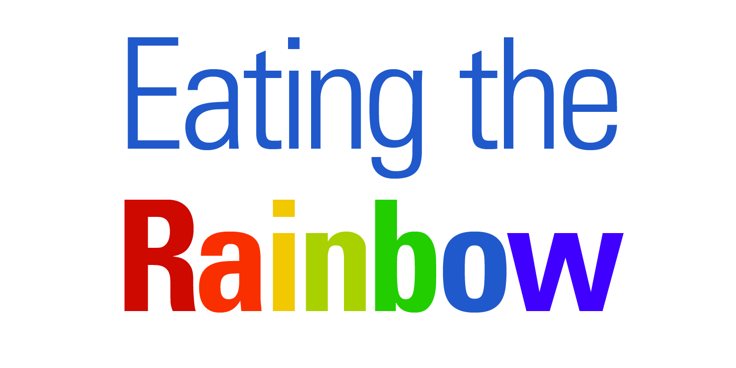 Eating the Rainbow – Infographic