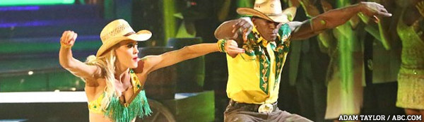 Donald Driver and Peta Murgatroyd, Dancing With The Stars champions