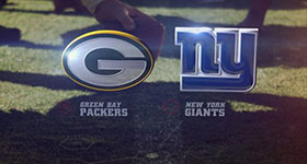 Packers-Giants Game highlights