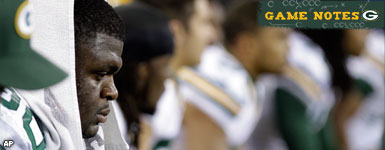 Packers claim they lacked emotion