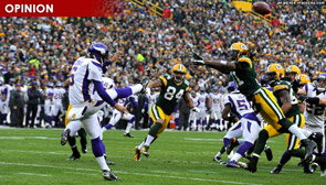 Second-half response was gut check for Packers vs. Minnesota Vikings