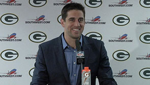 Aaron Rodgers: A win like this means a lot